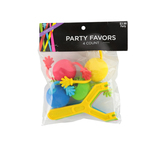 Brother Sister Design Studio, Slingshot Ball Game Party Favors, 2.75 x 4.5 Inches, Bag of 4