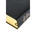 NKJV MacArthur Study Bible, Large Print, Bonded Leather, Black