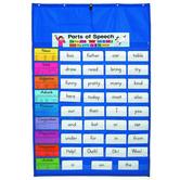 Original Blue Pocket Chart