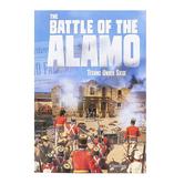 Capstone, The Battle of the Alamo Texans Under Siege, 112 Pages, Grades 6-9