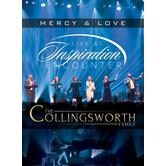 Mercy & Love: Live from Inspiration Encounter, by The Collingsworth Family, DVD