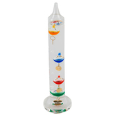 Galileo Thermometer, 1 Piece, Ages 14 and up