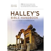 Halley's Bible Handbook Revised & Expanded Deluxe Edition