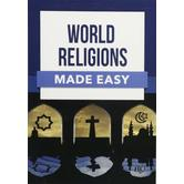 World Religions Made Easy, Made Easy Series, by Rose Publishing, Paperback