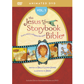 Jesus Storybook Bible Vol. 1