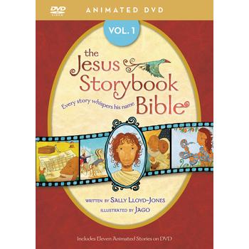 Jesus Storybook Bible Vol. 1