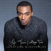 Life Music: Stage Two, by Jonathan McReynolds, CD