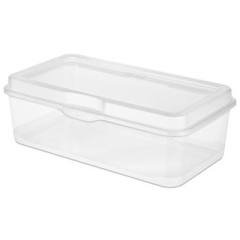 Flip Top Storage Box Large
