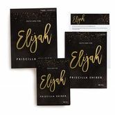 Elijah: Faith And Fire Leader Kit, by Priscilla Shirer, Kit