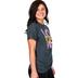 Kerusso, 1 Corinthians 13:8, Love Never Fails, Women's Short Sleeve T-Shirt, Dark Heather