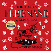 The Story of Ferdinand, by Munro Leaf and Robert Lawson, Paperback