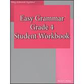 Easy Grammar Grade 4 Student Workbook