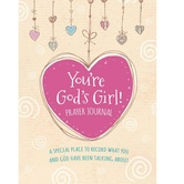 Youre Gods Girl Prayer Journal, by Wynter Pitts, Hardcover