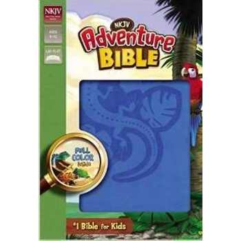 NKJV Adventure Bible, Duo-Tone, Multiple Styles Available