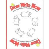 Draw Write Now: My Drawing and Handwriting WorkBook