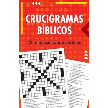 Crucigramas Biblicos: 72 Rompecabezas Divertidos, by Barbour, Paperback