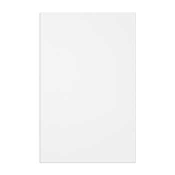 Ghostline, Grid Line Foam Core Board, 22 x 28 Inches, White, 1 Piece