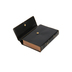 KJV Compact Reference Bible, Large Print, Imitation Leather, Black, Snap Closure