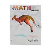 Master Books, Math Lessons for a Living Education Level 6, Paperback, 350 Pages, Grade 6