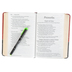 NIV Compact Giant Print Bible, Duo-Tone, Sierra and Black