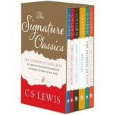 The Signature Classics: Six Essential Volumes, by C. S. Lewis