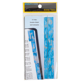 Salt & Light, Blue Camouflage Bible Tabs, Blue and Gray, 72 Tabs