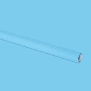 Renewing Minds, Bulletin Board Paper Roll, Sky Blue, 48 Inch x 12 Foot Roll, 1 Each