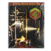 BJU Press, Science 4 Student Activities Manual Answer Key, 4th Edition, Grade 4