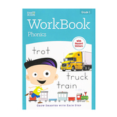 Retail Centric Marketing, Step Up Kids Phonics Workbook, Paperback, Grade 1