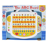 Small World Toys, The ABC Board, 10 1/2 x 11 3/4 inches, Ages 2 & Older