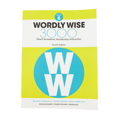 Wordly Wise 3000 4th Edition Student Book 6, Paperback, Grade 6