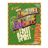 Group Publishing, Kids' Travel Guide to the Fruit of the Spirit Resource, 13 Lessons, Grades K-5