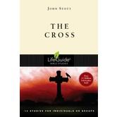The Cross, LifeGuide Series, by John Stott, Dale Larsen, and Sandy Larsen, Paperback