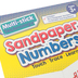 Junior Learning, Multi-stick Sandpaper Numbers Set, 10 x 8 Inches, Ages 3 and up