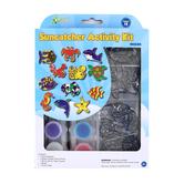 Kelly's Crafts, Suncatcher Group Activity Kit, Ocean Life