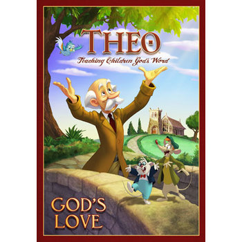 Theo: God's Love, Volume 1, Home Edition, DVD