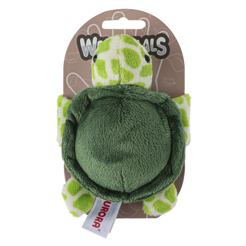 Aurora, Wristamals, Turtle Stuffed Animal, 9 inches