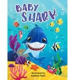 Baby Shark Finger Puppet Book, by Kathrin Fehrl, Board Book