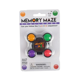 Westminster, Memory Maze Game Party Favor, 2.5 x 2.5 Inches, 1 Piece