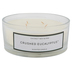 Crushed Eucalyptus Jar Candle, Glass & Wax, 24 ounces