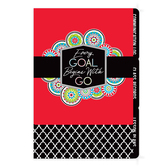Isabella Collection, Lesson Plan and Record Book, Spiral, Multi-Colored, 160 Pages