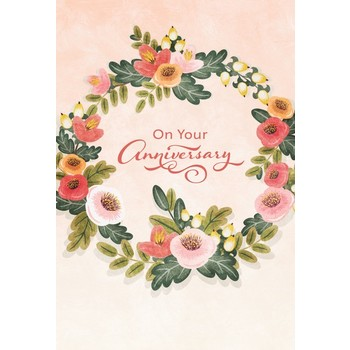 DaySpring, Celebrating Your Anniversary Cards, 12 count