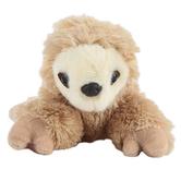 Aurora, Mini Flopsies, Sloth Stuffed Animal, 8 inches