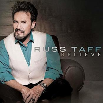 Believe, by Russ Taff, CD