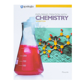Apologia, Exploring Creation with Chemistry Textbook, 3rd Edition, Softcover, Grades 9-12