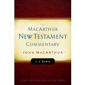 1-3 John, The MacArthur New Testament Commentary, by John MacArthur, Hardcover