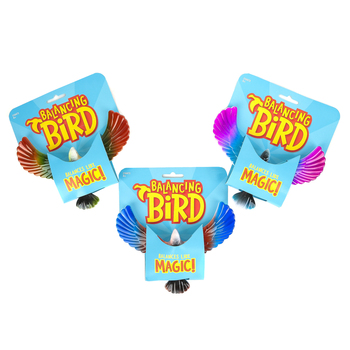My First Lab, Balance Bird, 1 Piece, Assorted Colors, Ages 3 and up
