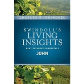 Swindoll's Living Insights New Testament Commentary on John