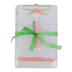 Fiddlestix Paperie, Be Lovely and Kind Clipboard with Notepad and Pen, Farmhouse, 6 x 9 inches