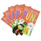 Salt & Light, Halloween Fun Gospel Tracts, 5 1/4 x 3 1/2 inches, Set of 50 Tracts